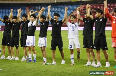 수원삼성, 사간 도스 꺾고 U-17 챔피언십 우승!
