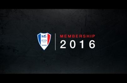 2016 년 수원삼성 연간회원권 - '열정