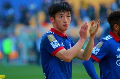 '팔방미인' 김민우, 수원팬이 뽑은 3월의 MVP