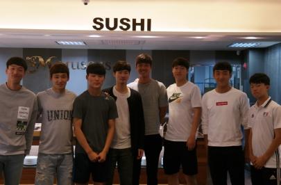 2016.05.17 수원삼성 프로-유스 멘토링 프로그램 'Blue Brother's day'