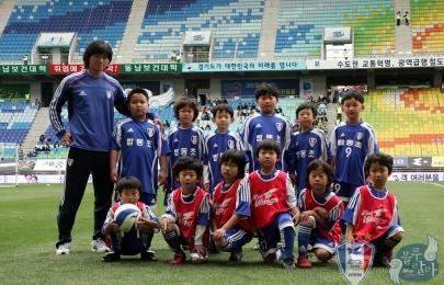 어린이 축구 - 10월 31일