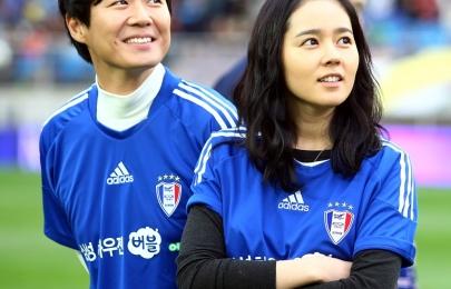연정훈&한가인 부부 - 10월 31일