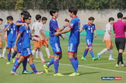 [주니어 후기4R] '이번엔 달랐다' 수원, 강원 U18에 3-1 승리