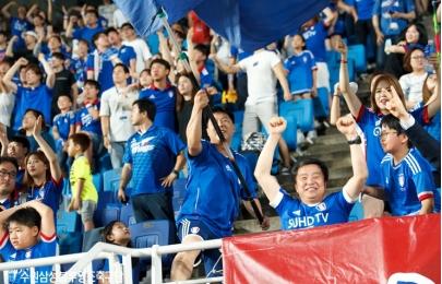 2017.7.19 전남전 홈경기