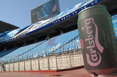 수원, 국내 프로 스포츠 최초로 CAN LED 도입!