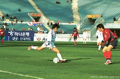 서정원 결승골, 수원 FA컵 결승진출!