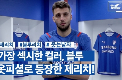 WELCOME TO BIGBIRD #수원삼성 #제리치