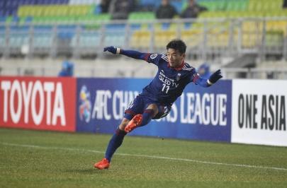[8R]김민우의 '왼발', 수원을 사로잡다