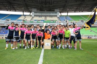 2016.07.10 제16회 수원삼성블루윙즈배 생활체육 축구대회 결승