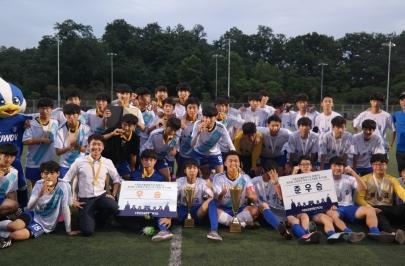 2016.07.15 2016 교육장상 학교스포츠클럽 축구대회 고등부 결승