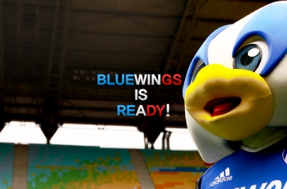 BLUEWINGS IS READY!